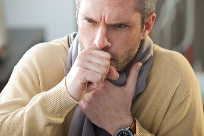 Constant coughing is one of the 7 early heart attack symptoms - Khang Shen