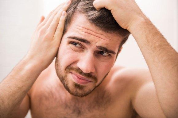 性欲减退、开始掉头发是男性肾阳虚其中的现象 - Khang Shen Herbs Malaysia