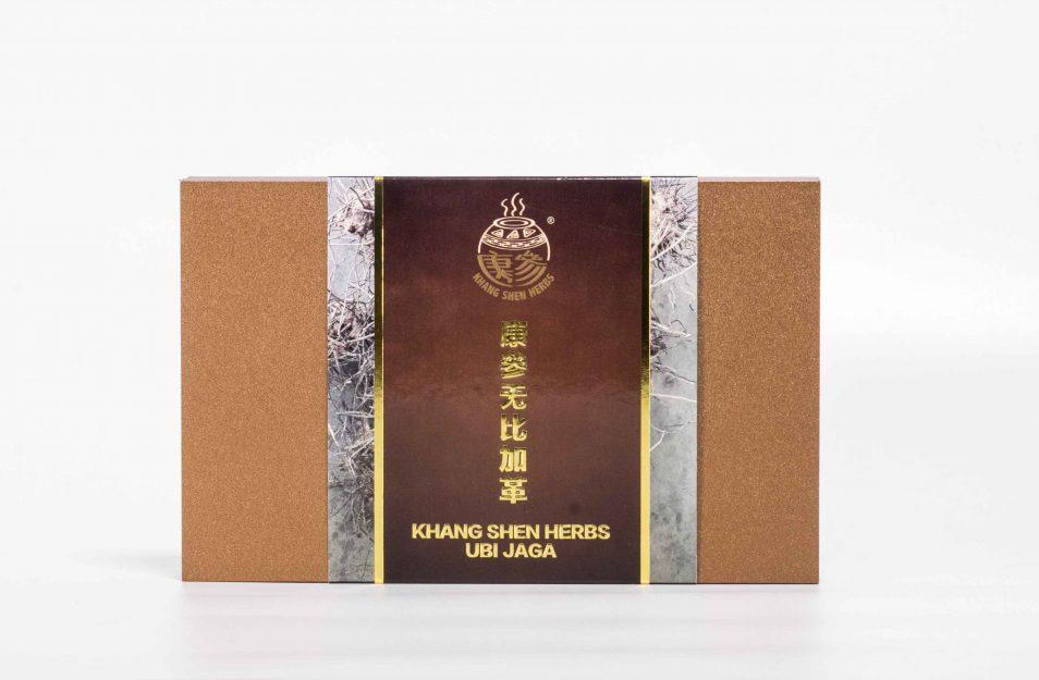 Ubi Jaga Powder/Slices (similar to Tongkat Ali) - Khang Shen Herbs Malaysia